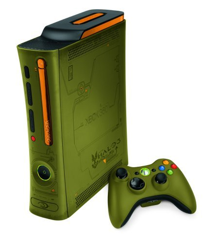 023b990a0b42dfa2ad0f00c28b93f0d0 Xbox 360 Console Halo 3 Special Edition (with HDMI)