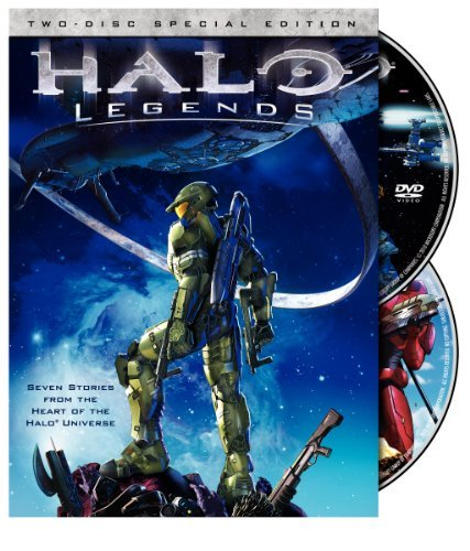 1e58f84c7ddaac835679464feeb9de32 Halo Legends (Two Disc Special Edition)