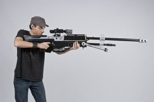 518410779802904b2af8c6a11d717c21 Life Sized Halo Sniper Rifle Made From LEGO