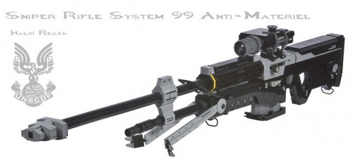 53389774dd5aa10130a4b8d195a0c294 Life Sized Halo Sniper Rifle Made From LEGO
