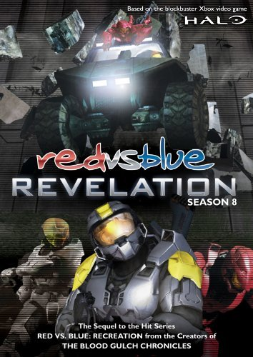86ca0e21f1dc1a6f810a6a369f0ad5a2 Red Vs Blue Season 8: Revelation