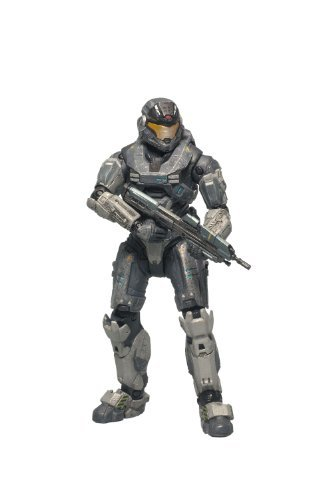 921ae19c642c92c7162cc509e6e0c1bb McFarlane Toys Halo Reach Series 1 Noble Six Action Figure