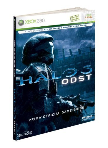bb30455d841e7d7e7c3936501ee41958 Halo 3 ODST: Prima Official Game Guide