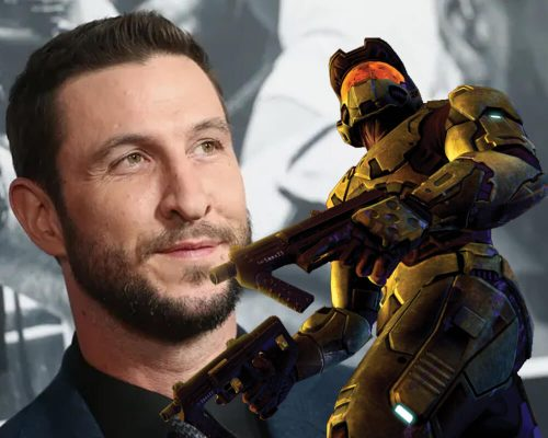 HaloChief 500x400 Pablo Schreiber is HALOs Master Chief   STARBURST Magazine