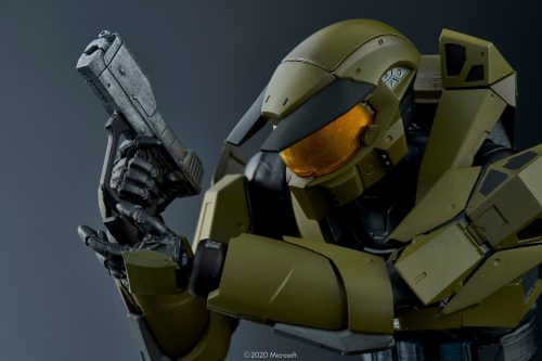 1000Toys Re Edit Master Chief 011 500x333 Halo – Re:Edit Master Chief 1/12 Scale Figure by 1000Toys   The Toyark   News